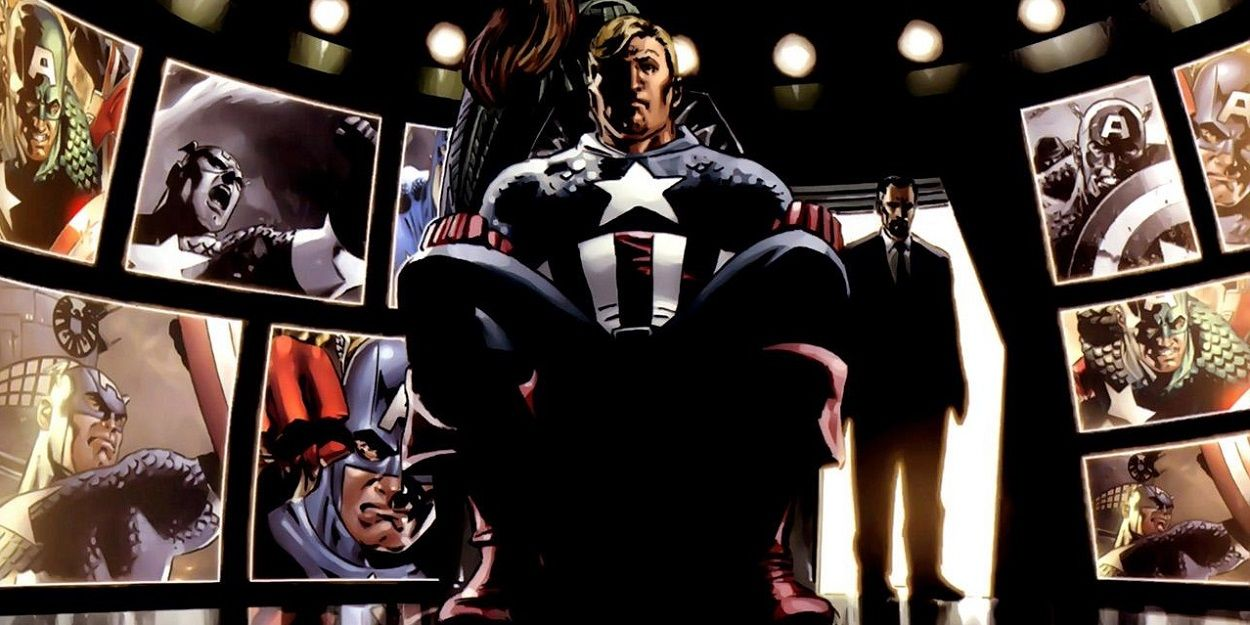 11 Characters Who Have Been Captain America Besides Steve ...