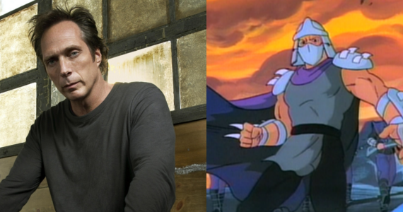 William Fichtner Shredder William Fichtner Talks Shredder in the Teenage Mutant Ninja Turtles Reboot