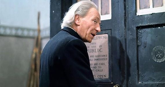 William Hartnell in Doctor Who Two Lost Doctor Who Episodes to be Made Available This Week, More on the Way