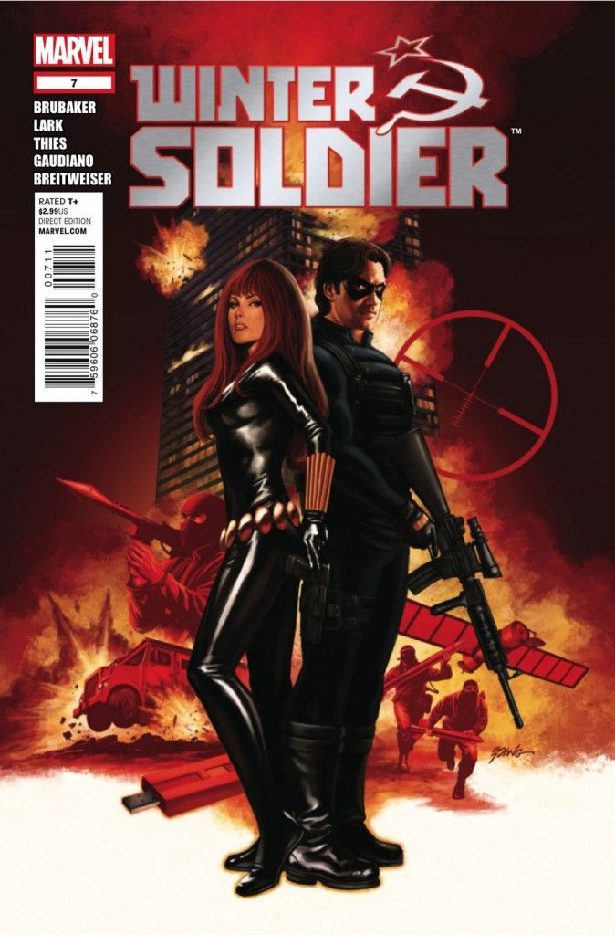 WinterSoldier 674x1024 Captain America 2 Writers Talk Characters & Hint At R Rated Marvel Project