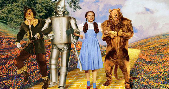 Wizard of Oz characters TV News: Supernatural Season 9 Image, CBS Wizard of Oz Medical Drama & More