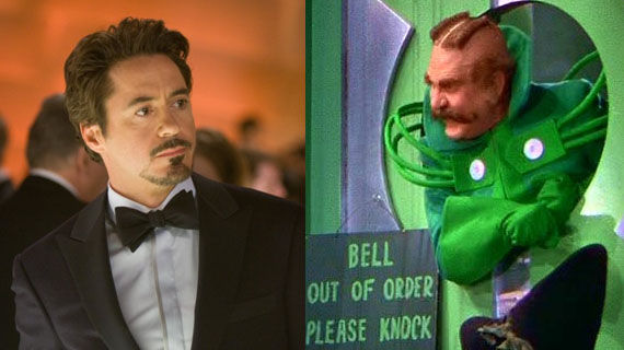 Wizard of Oz prequel Robert Downey Jr Rumor Patrol: Plot Details About Oz the Great and Powerful