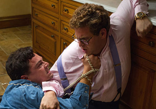 Wolf of Wall Street Quaaludes scene sequence