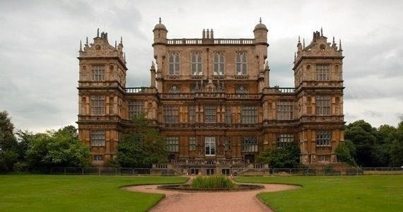 Wollaton Hall will be used in The Dark Knight Rises The Dark Knight Rises Wayne Manor Set Pictures
