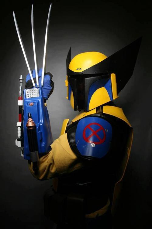 Wolverine Fett SR Geek Picks: Wolverine Fett, Muppet Cupcakes & Back to the Fatwah