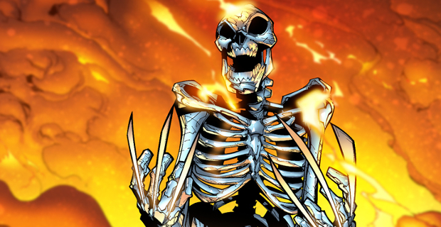 Wolverine skeleton Marvel is Killing Off Wolverine in Comics