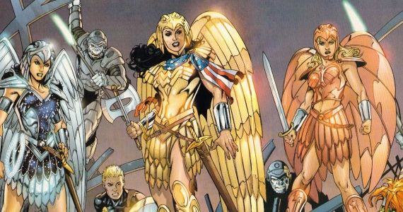 Wonder Woman Amazon Soldiers 5 Reasons Why Wonder Woman Could Be the Next Big DC Superhero Movie