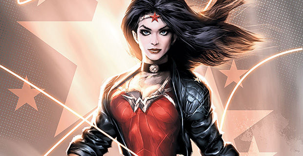 Wonder Woman Art Stars 5 Reasons Why Wonder Woman Could Be the Next Big DC Superhero Movie