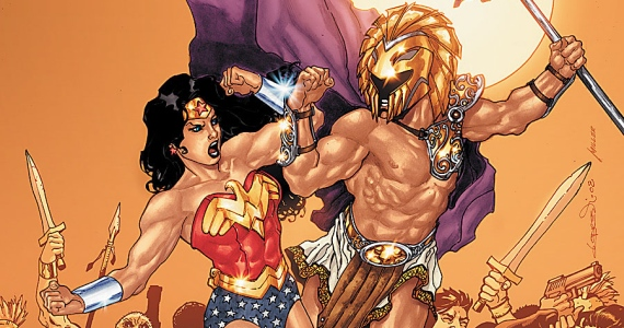 Wonder Woman Hercules Comic Fight 5 Reasons Why Wonder Woman Could Be the Next Big DC Superhero Movie