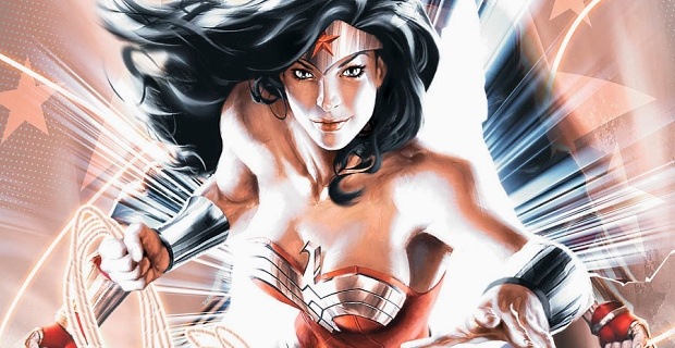 Wonder Woman Movie Costume Discussion Batman V Superman Rumors: Wonder Woman & Villain Details; Comic Con Plans