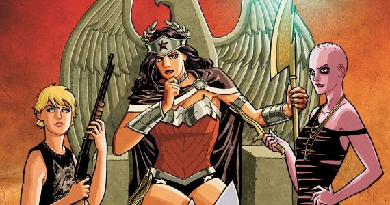 Wonder Woman New 52 Origin Story Wonder Woman As A Kryptonian   Would It Be So Bad?