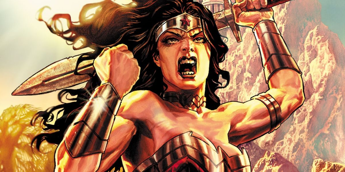 Wonder Woman Gets New Origin Comic; Likely NOT a Movie Prequel
