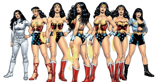 Wonder Woman Show Amazon Canceled Wonder Woman TV Series Amazon Dead at CW   Surprised?