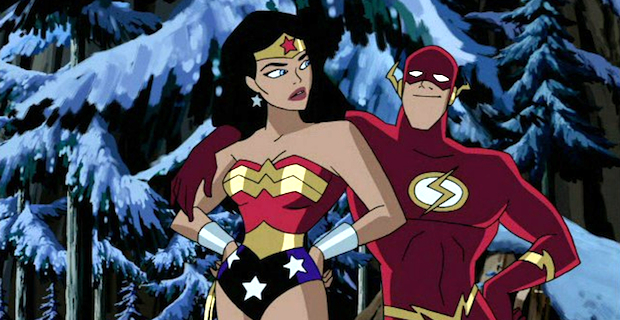 Wonder Woman and Flash in Batman vs Superman Flash, Wonder Woman & Other JLA Members to Appear in Batman vs. Superman?