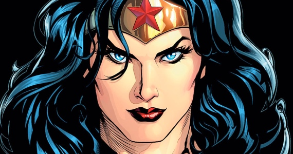 Wonder Woman in Batman vs Superman Batman vs. Superman Producer Talks Batfleck & Wonder Woman