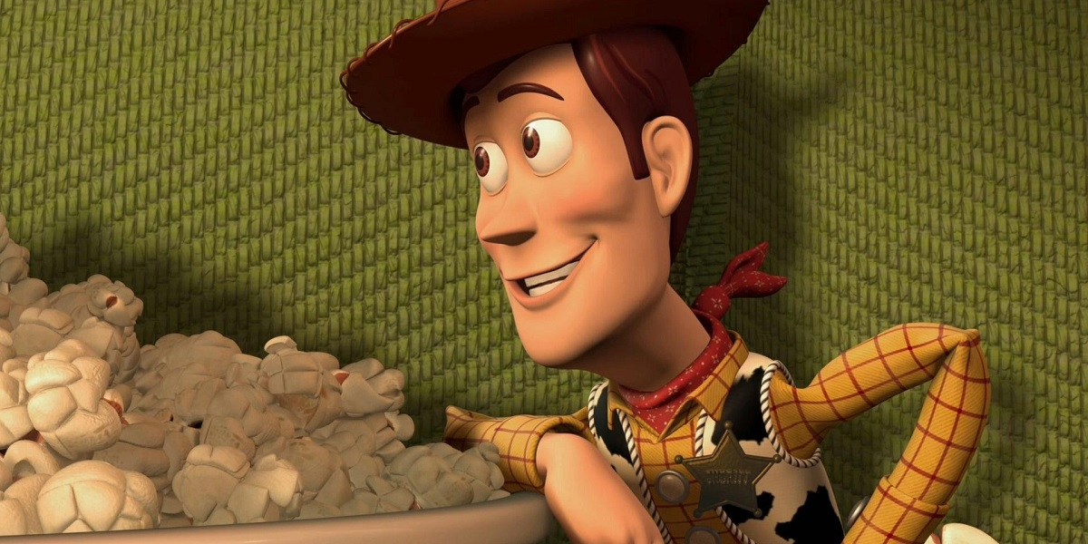 The Daycare In Toy Story Woody : Toy story now in production according to tom hanks