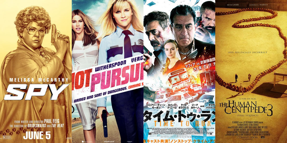 Movie Posters 2015: The 12 Worst Movie Posters Of 2015