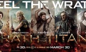 Wrath of the Titans Character Banner 280x170 New Wrath of the Titans Posters; Snow White and the Huntsman Image