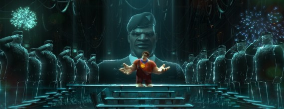 Wreck It Ralph Giving an Acceptance Speech