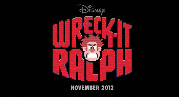 Wreck It Ralph logo Disney Screen Rants 2012 Fall Movie Preview