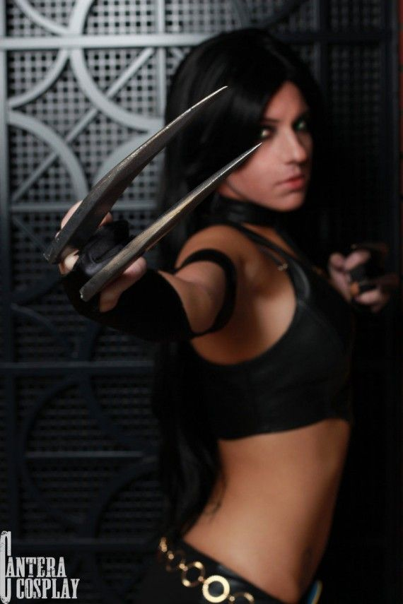 X 23 Cosplay 570x855 SR Geek Picks: The Iron Gatsby, Game of Thrones Roundup, X 23 Cosplay & More