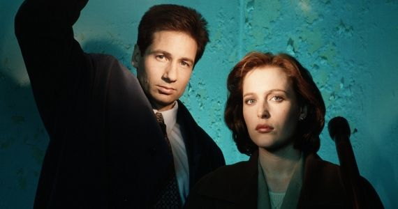 X Files 3 Without Script Reboot Possible New York Comic Con 2013 Preview