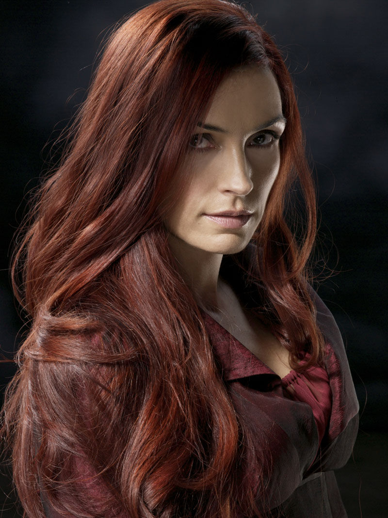 X-Men 3 Jean Grey portrait (Famke Janssen)