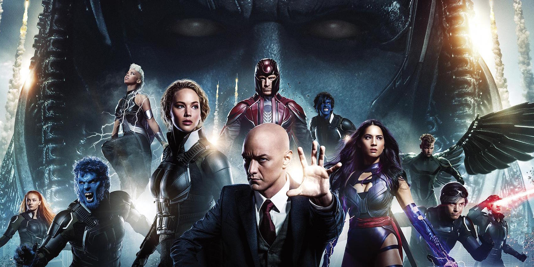 The Cast of X-Men: Apocalypse (Review)