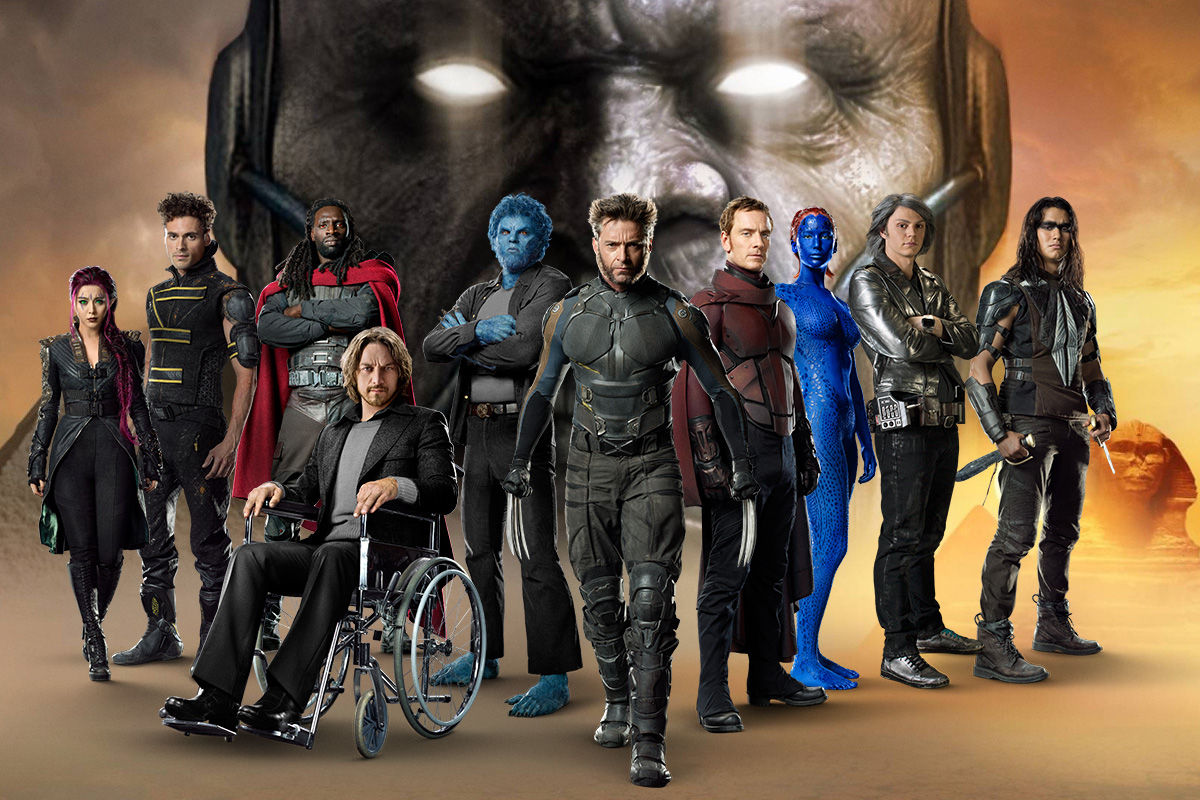 X-Men: Days of Future Past - Movies on Google Play