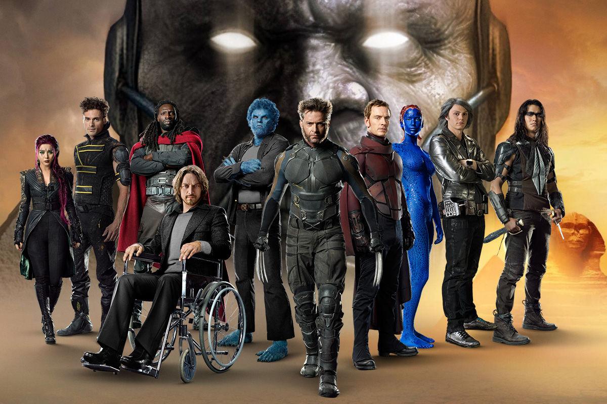 X-Men Apocalypse  Will Be X Men Apocalypse 2016 Poster