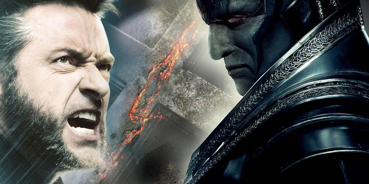 Xmen Apocalyps Wolverine