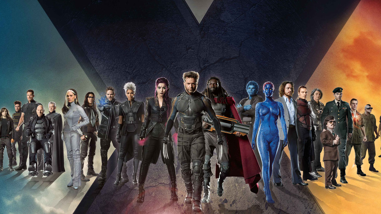 X-Men Movies The Complete X Men Characters