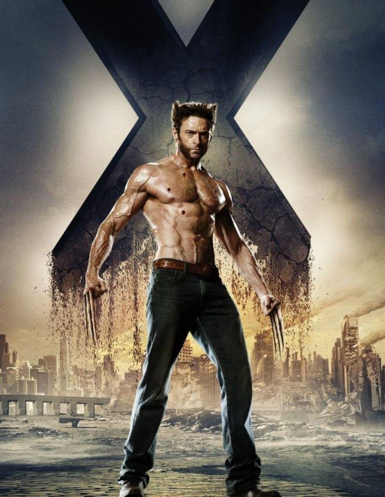 X Men Days of Future Past Character Poster Wolverine Boneclaws 794x1024 X Men: Days of Future Past Box Office Forecast and Character Art
