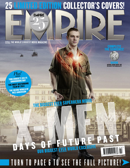 X-Men Days of Future Past Empire Cover 2 Havok Thumbnail