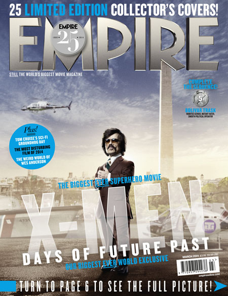 X-Men Days of Future Past Empire Cover 5 Bolivar Trask Thumbnail