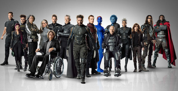 X Men Days of Future Past Full Cast Photo X Men: Days of Future Past Continuity Problems & Errors