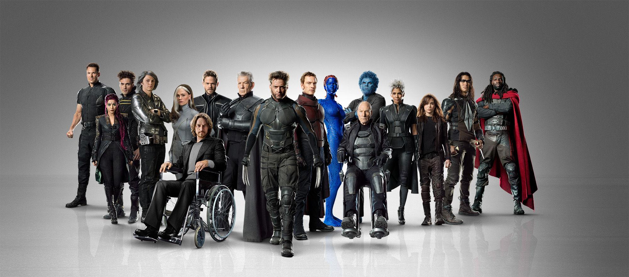 X-Men Days of Future Past X Men Days Of Future Past Spike