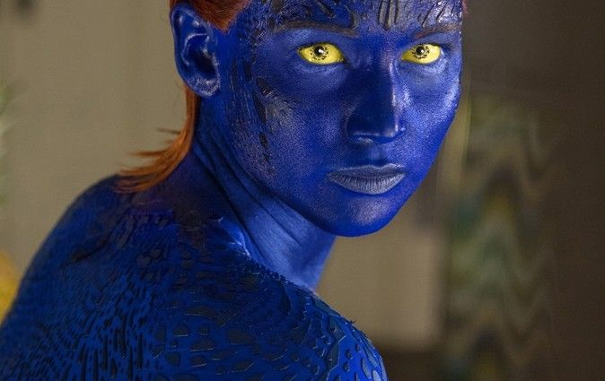 X Men Days of Future Past Mystique portrait 674x425 X Men: Apocalypse is an 80s Period Piece; New Days of Future Past Images