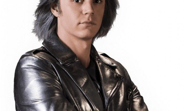 X Men Days of Future Past Quicksilver 700x425 First Look At Quicksilver, Scarlet Witch & Hulkbuster Designs in The Avengers 2