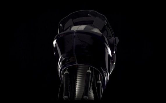 X Men Days of Future Past Sentinel Mark I Head Rear 570x352 X Men Days of Future Past Sentinel Mark I Head   Rear