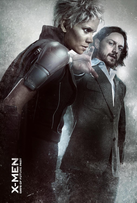 'X-Men: Days of Future Past' Clip Explains How Professor X ...