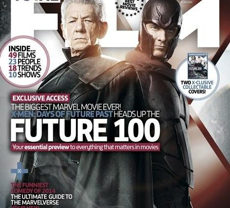 X Men Days of Future Past TF Magneto cover 470x425 X Men: Apocalypse is an 80s Period Piece; New Days of Future Past Images