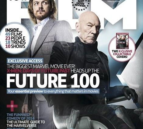 X Men Days of Future Past TF Xavier cover 470x425 X Men: Apocalypse is an 80s Period Piece; New Days of Future Past Images