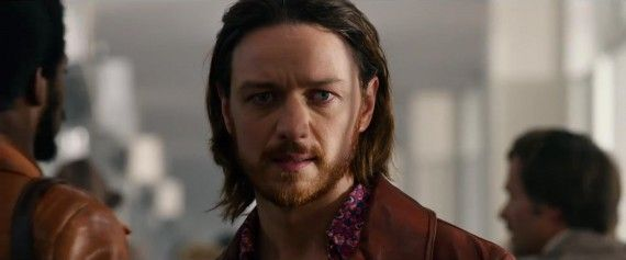 X Men Days of Future Past Trailer James McAvoy Charles Xavier Walking 570x237 X Men Days of Future Past Trailer   James McAvoy Charles Xavier Walking