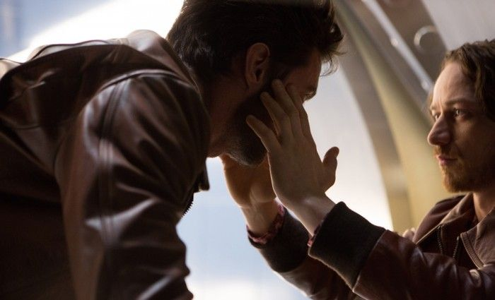 X Men Days of Future Past Wolverine and Xavier 700x425 X Men: Apocalypse is an 80s Period Piece; New Days of Future Past Images