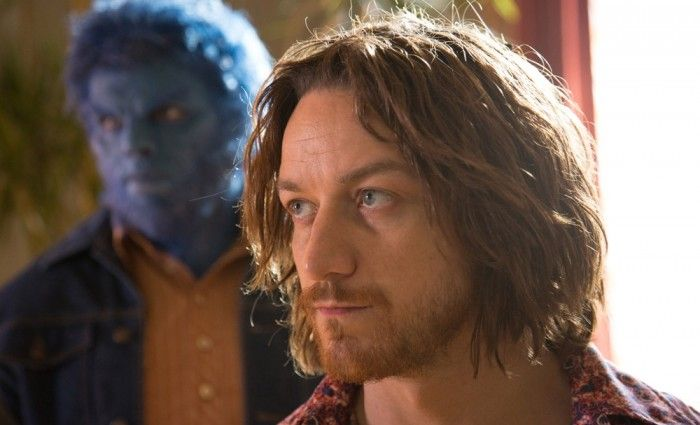 X Men Days of Future Past Xavier and Beast 700x425 X Men: Apocalypse is an 80s Period Piece; New Days of Future Past Images