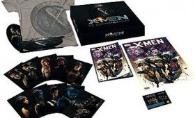 X Men First Class Blu ray box set 280x170 X Men: First Class Hellfire Club Banner, Poster & DVD Set
