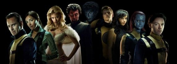 X Men First Class Characters 570x209 Bryan Singer Will Direct X Men: Apocalypse; Film Set in 70s
