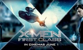 X Men First Class Hellfire Club Banner 280x170 X Men: First Class Hellfire Club Banner, Poster & DVD Set