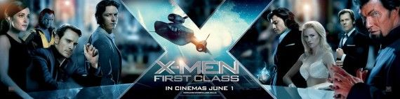 X Men First Class Hellfire Club Banner 570x142 X Men: First Class: Fox Discussing Sequels Internally